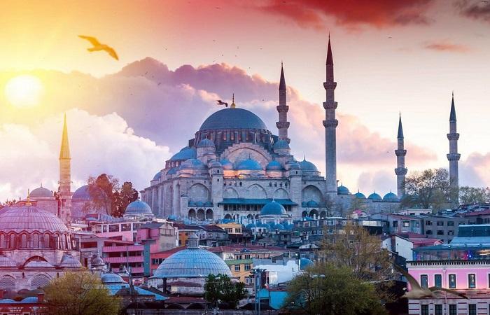 تور استانبول  4 شب